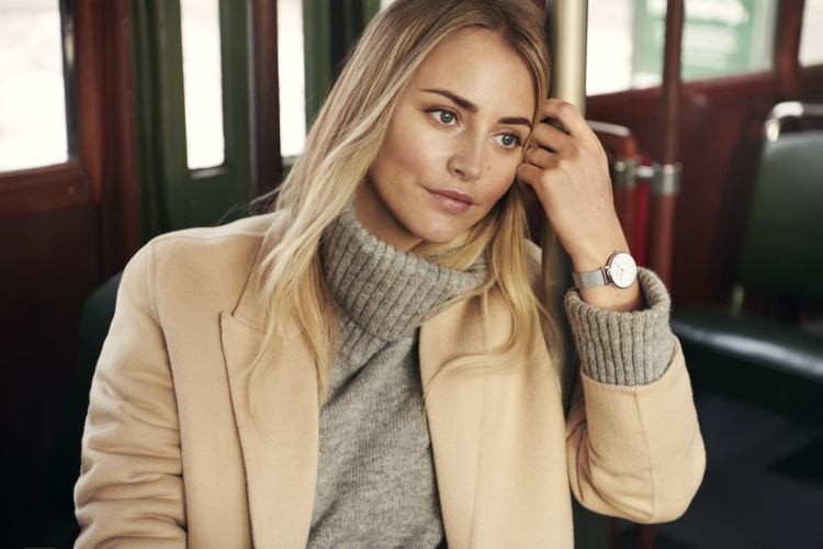 Daniel Wellington orologi campagna 2019: il progetto digital DW Moments