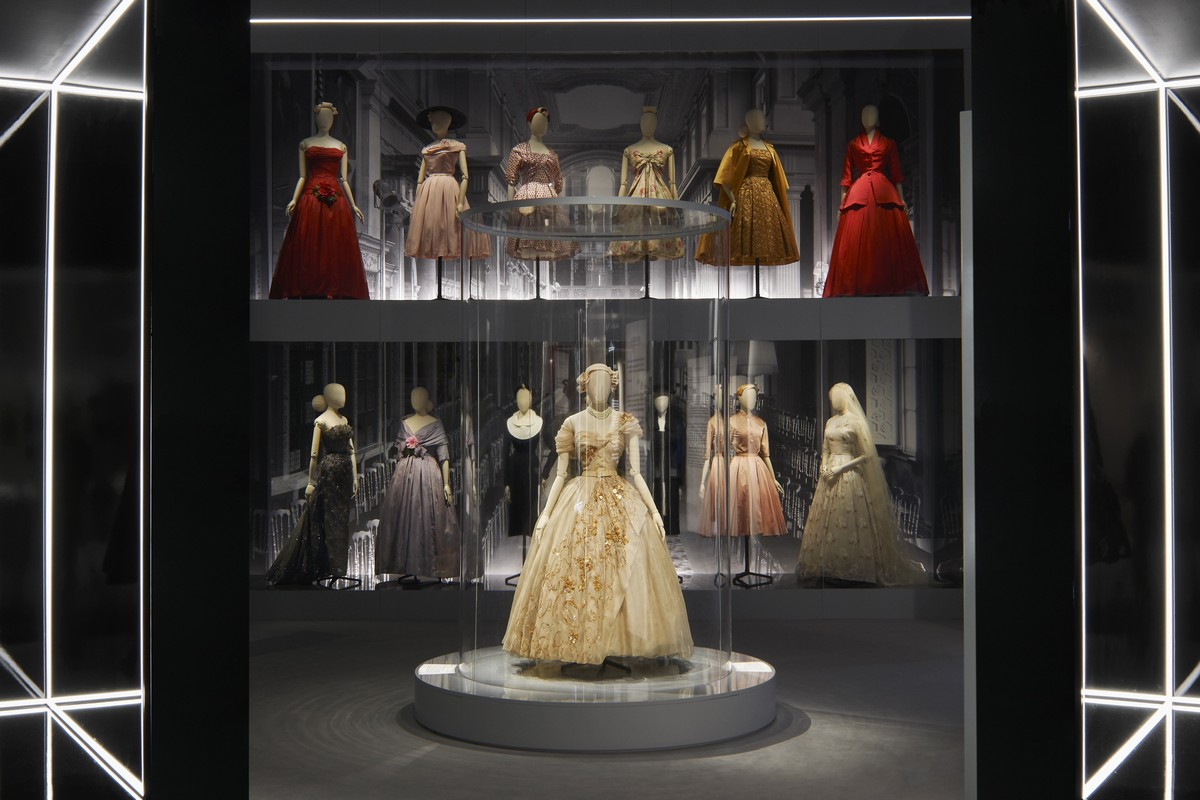 Dior Victoria and Albert Museum mostra