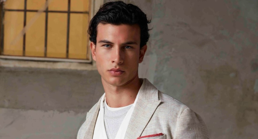 Eleventy uomo primavera estate 2019: lo stile Soft Formal
