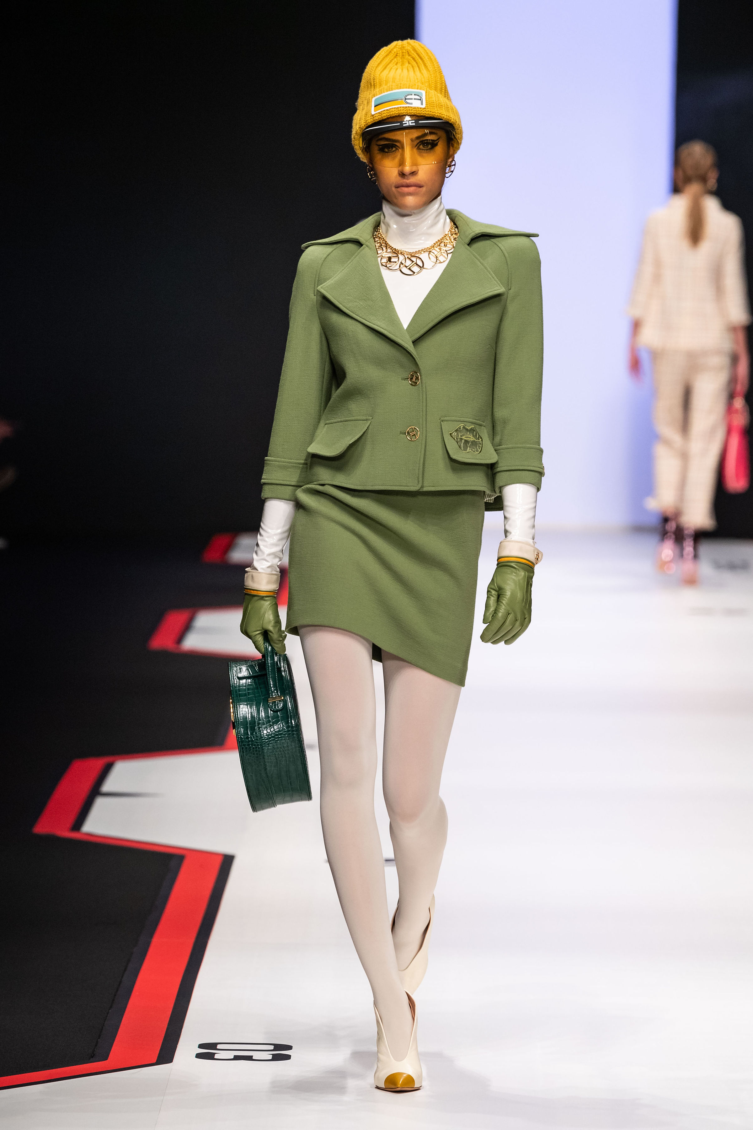 Elisabetta Franchi autunno inverno 2019