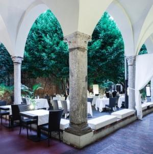 Fuorisalone 2019 Chiostri di San Barnaba: The Wishing Tree, l'installazione nel giardino segreto