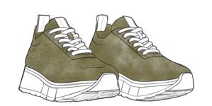 Fuorisalone 2019 Porada Fabi: le sneakers in limited edition