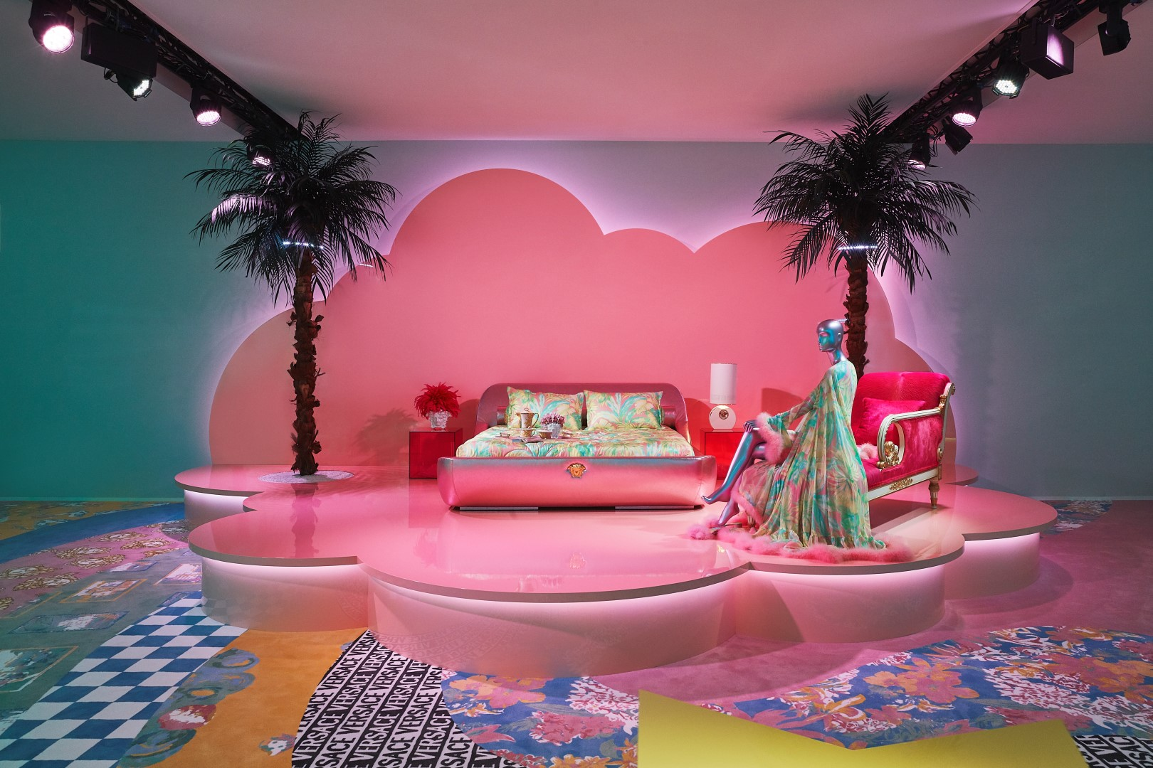 Fuorisalone 2019 Versace Home
