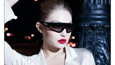 Gigi Hadid Vogue Eyewear collezione 2019: i nuovi modelli dal mood rétro-futuristica
