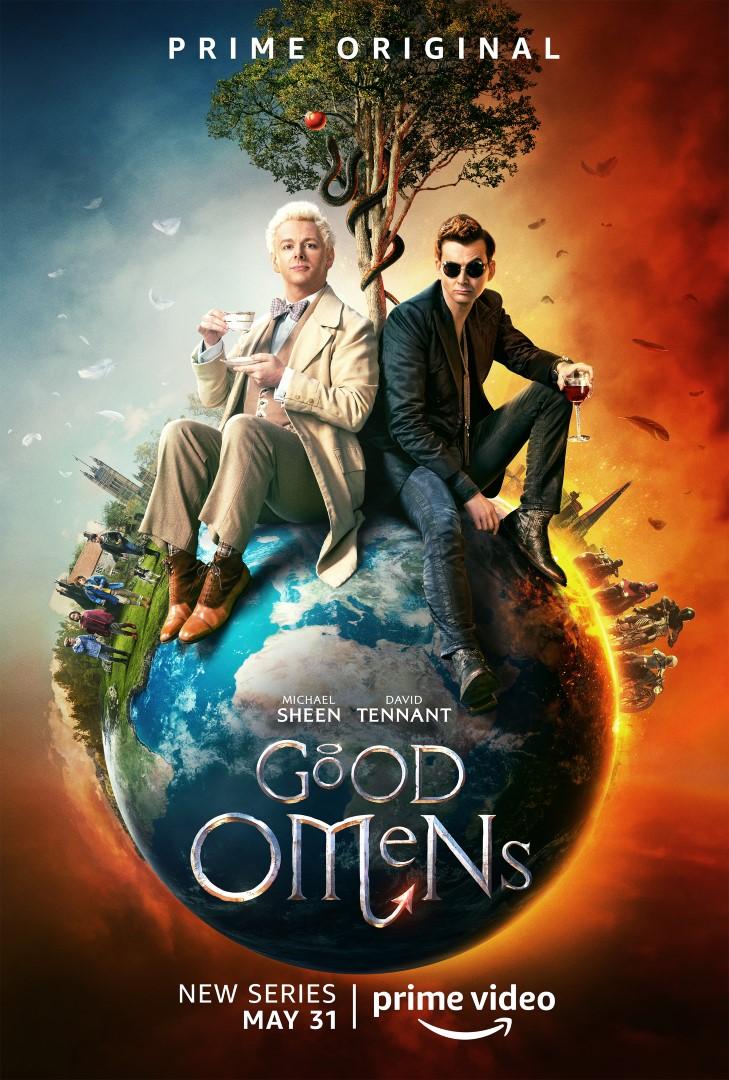 Good Omens serie tv 2019