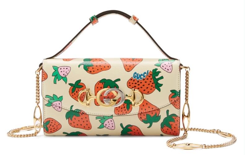 Gucci borse primavera estate 2019: la nuova linea Gucci Zumi
