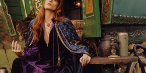 Gucci gioielli campagna 2019: protagonista Florence Welch