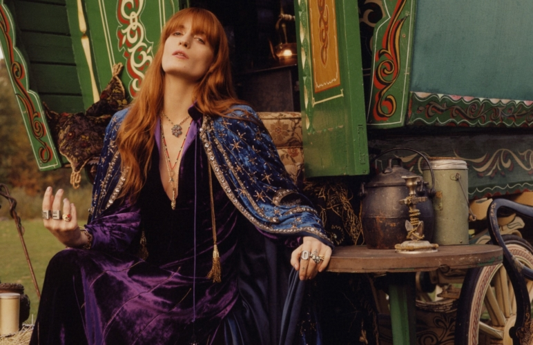 Gucci gioielli campagna 2019: protagonista Florence Welch
