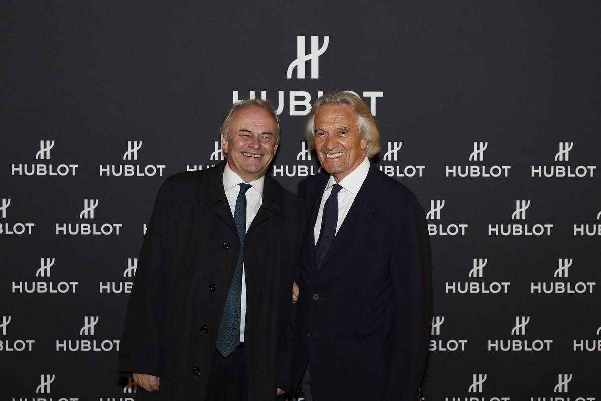Hublot Big Bang One Click Marc Ferrero