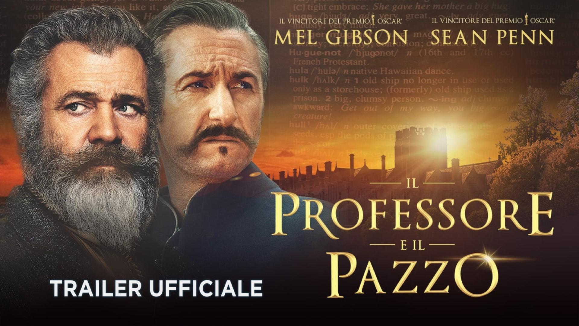 Il Professore e il Pazzo film