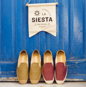 La Siesta espadrillas 2019: la campagna The Journey, il video