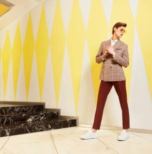 Lanieri primavera estate 2019: la collezione che gioca tra modernismo e classicismo