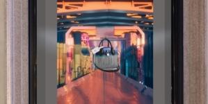Louis Vuitton vetrine digitali 2019: l'innovativo concept Cartoline dal Futuro
