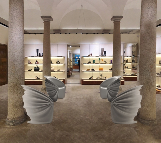 Milano Design Week 2019 Ferragamo: The World of Italo Rota