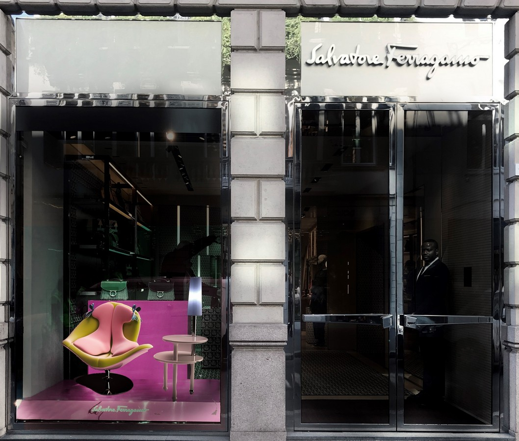 Milano Design Week 2019 Ferragamo