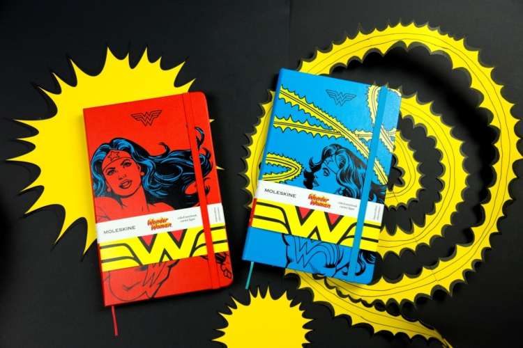 Moleskine Wonder Woman 2019