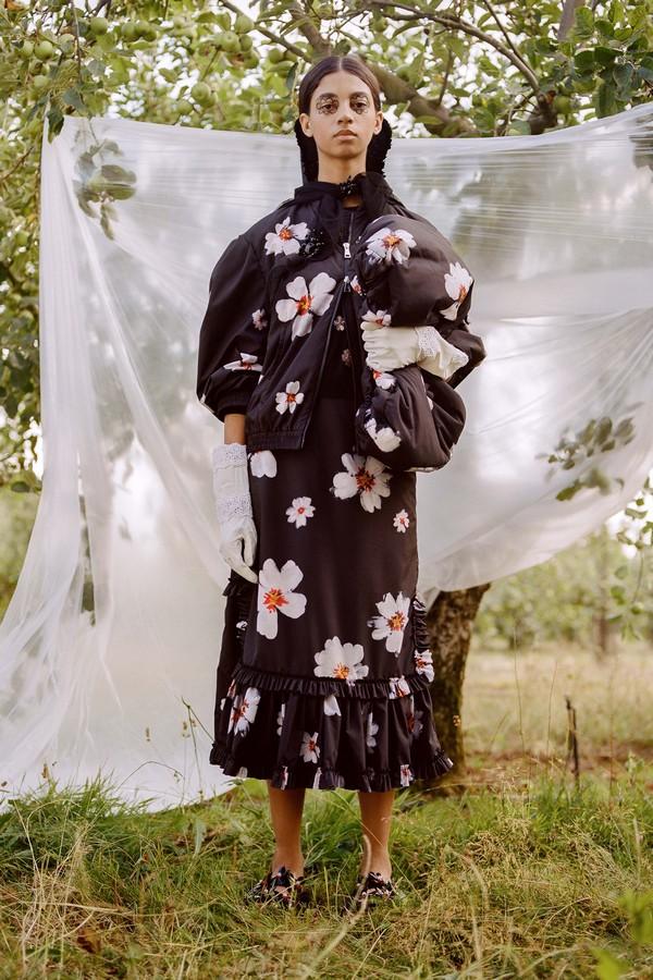 Moncler Simone Rocha primavera estate 2019