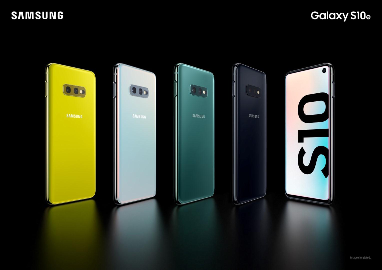 Nuovo Samsung Galaxy S10