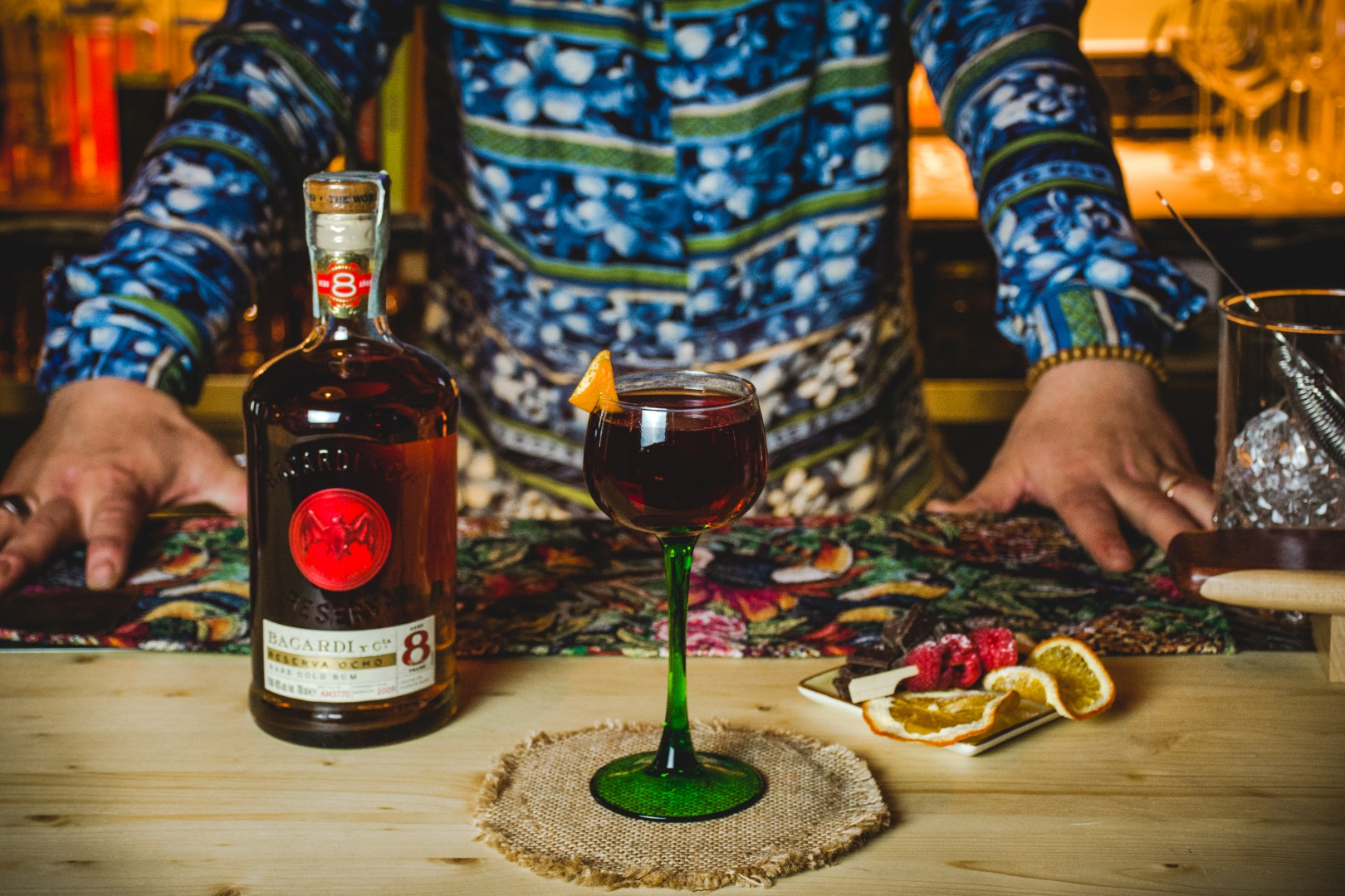 Nuovo cocktail rum Bacardi 2019