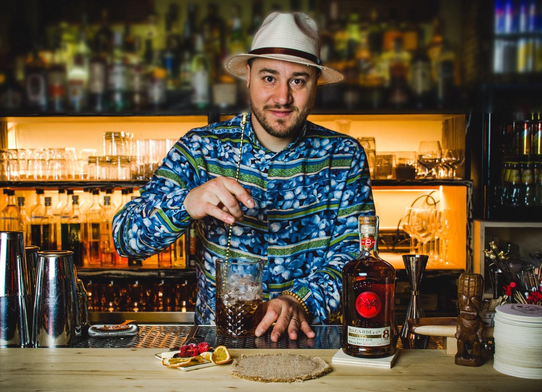 Nuovo cocktail rum Bacardi 2019