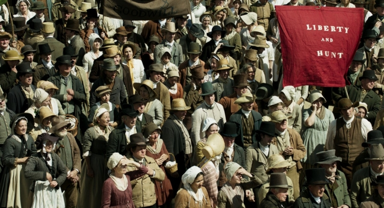 Peterloo film 2019