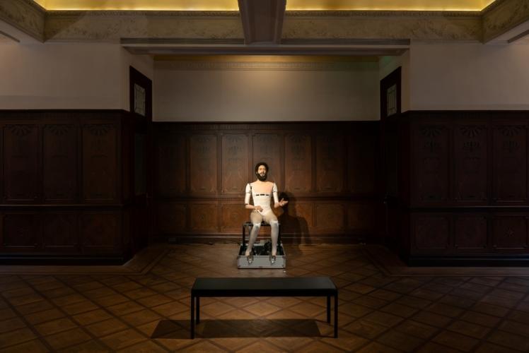 "Prada Shanghai Rong Zhai: ""What Was I?"", il nuovo progetto di Goshka Macuga"
