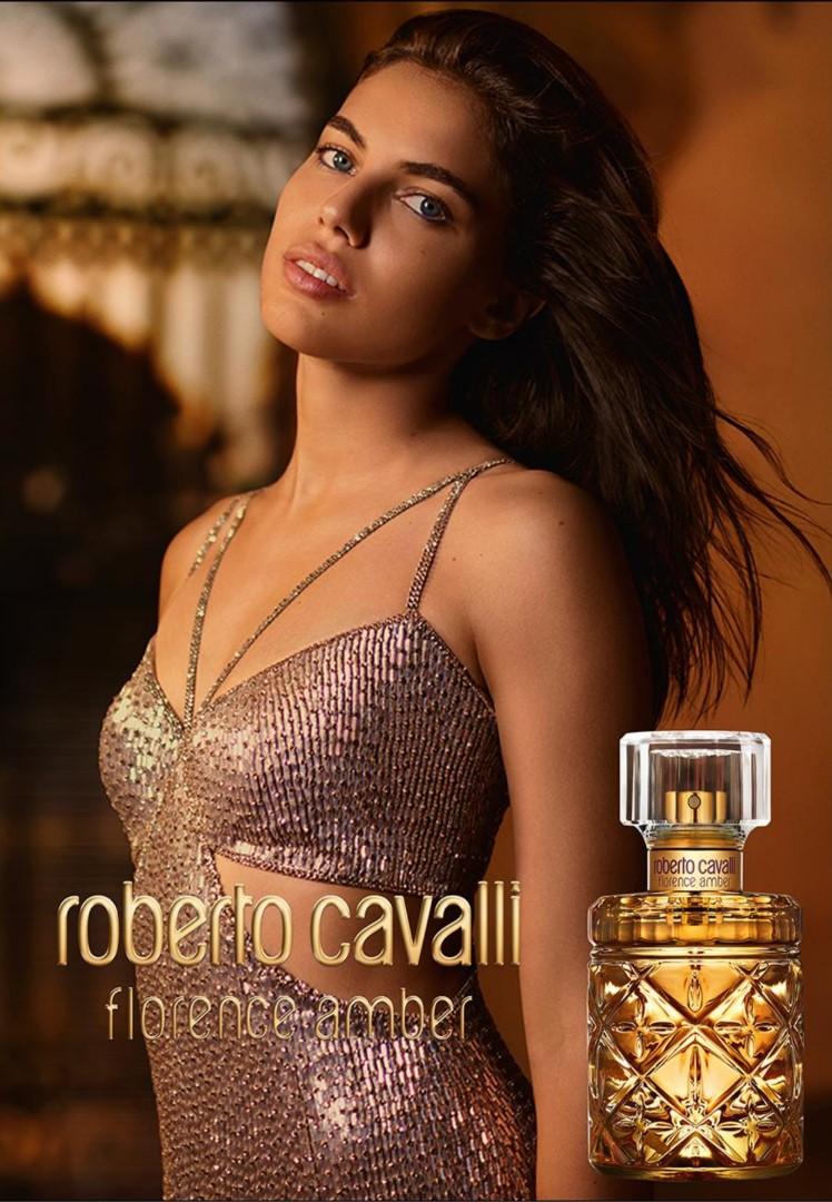 Roberto Cavalli profumo Florence Amber