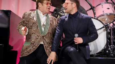 Rocketman Elton John film 2019: l'incredibile storia dell'icona pop, il trailer