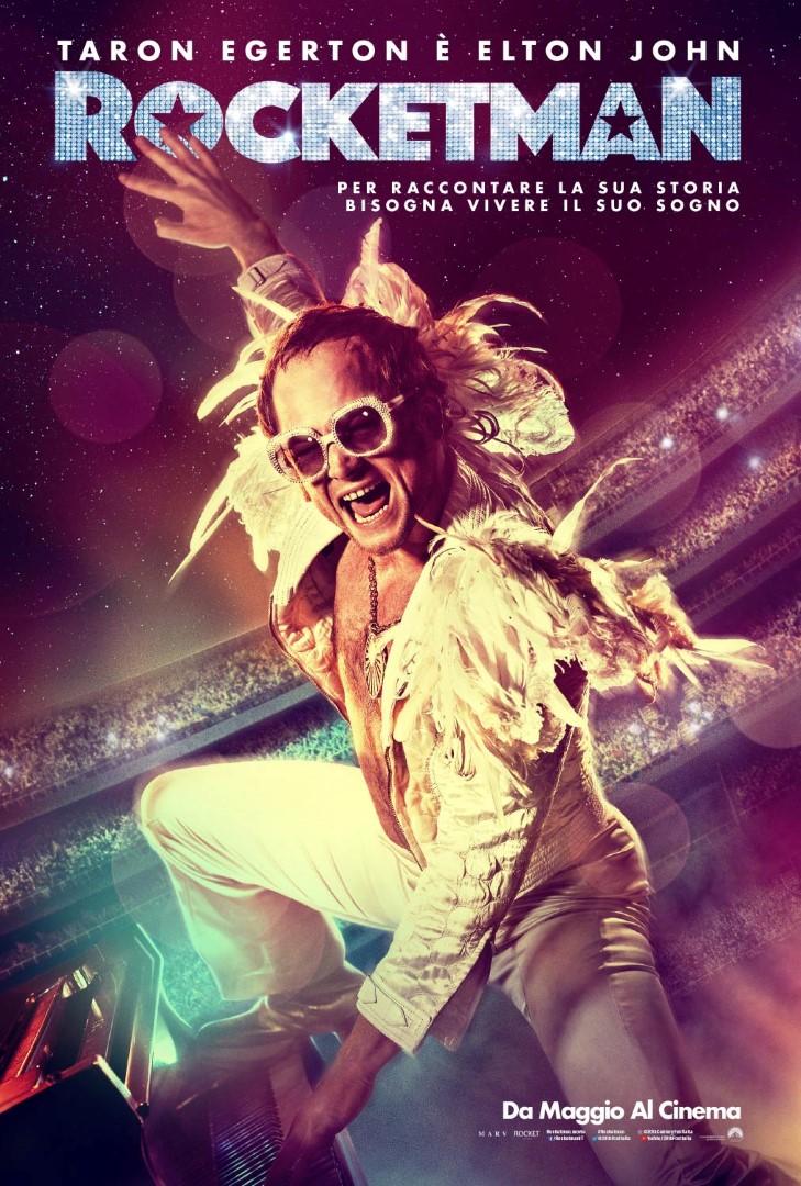 Rocketman Elton John film 2019