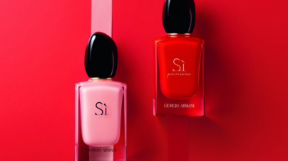 Sì Fiori Giorgio Armani profumo: la nuova fragranza femminile