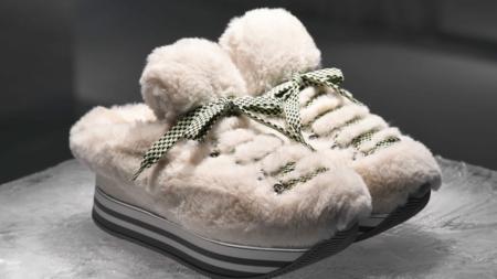 Scarpe Hogan autunno inverno 2019: look attraenti e cool, luxury sneakers