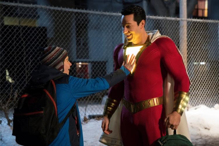 Shazam DC film 2019: le origini del supereroe interpretato da Zachary Levi