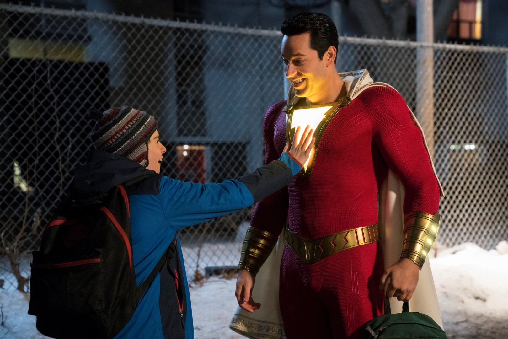 Shazam DC film 2019
