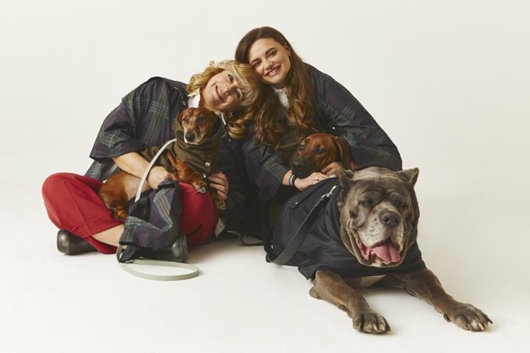 Temellini Milano Dog a porter: ritratti di famiglia con gli amici a quattro zampe