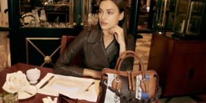 Tod's borsa D-Styling 2019: il progetto My life is in my bag con Irina Shayk