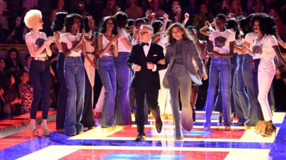 Tommy Hilfiger sfilata Parigi primavera 2019: l'evento TommyNow con Grace Jones e Pat Cleveland