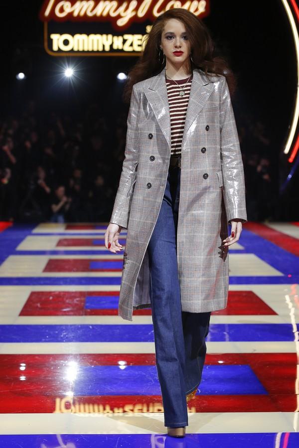 Tommy Hilfiger sfilata Parigi primavera 2019