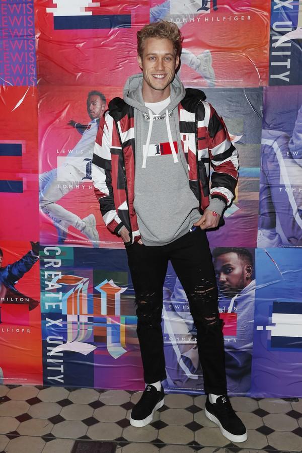 Tommy Lewis Hamilton primavera 2019