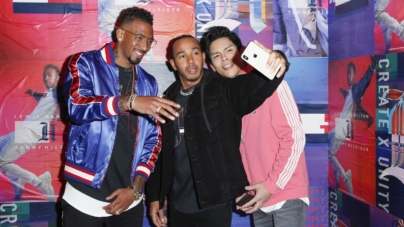 Tommy Lewis Hamilton primavera 2019: il party evento CREATE X UNITY a Berlino