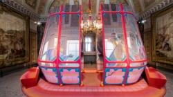 Alcantara mostra De Coding Palazzo Reale: le Metamorfosi di Ovidio nelle Sale degli Arazzi
