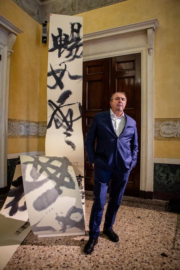 Alcantara mostra De Coding Palazzo Reale