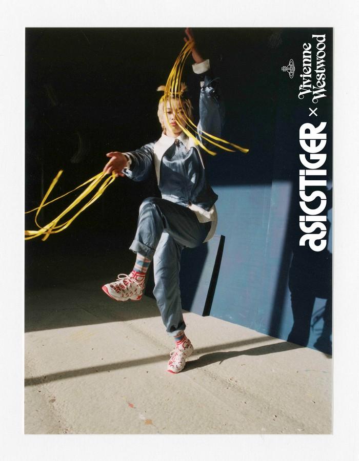 Asics x Vivienne Westwood sneakers 2019