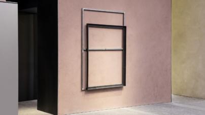 Aspesi 50 anniversario arte: la nuova installazione di Jonathan Binet