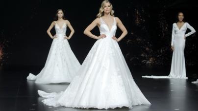 """Atelier Pronovias abiti da sposa 2020: la sfilata della collezione """"Beyond The Stars"""""""