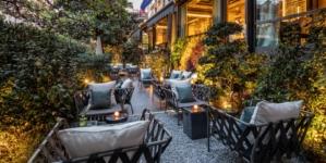 """Baglioni Hotel Carlton Milano: il nuovo allestimento """"The Secret Urban Garden"""""""