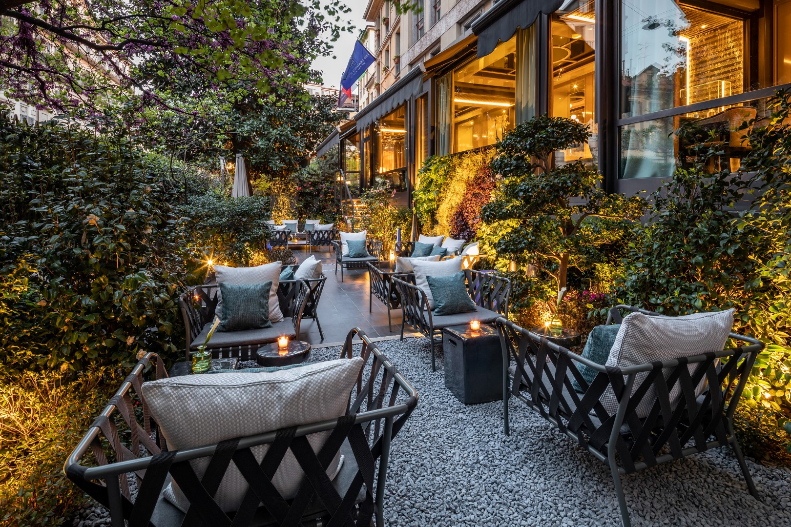 Baglioni Hotel Carlton Milano