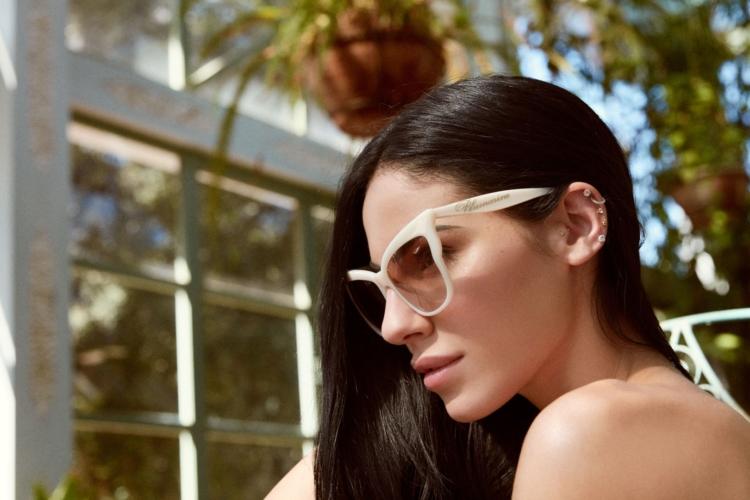 Blumarine occhiali da sole GDL: la capsule eyewear firmata da Giulia De Lellis