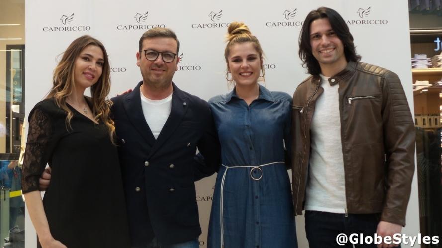 Caporiccio Area 12 Torino: l'inaugurazione con Cecilia Capriotti e Ivana Icardi