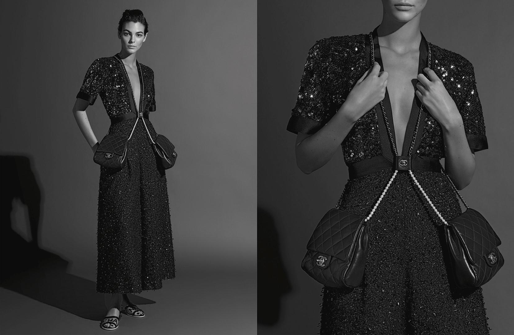 Chanel borsa side-packs 2019