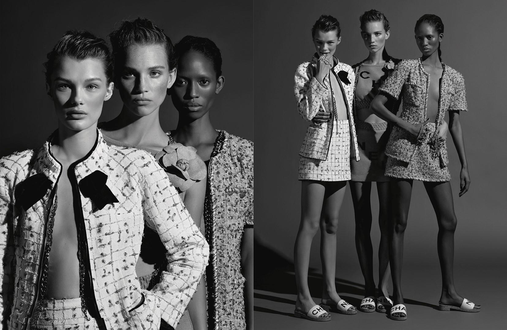 Chanel campagna primavera estate 2019